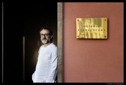 Мишленовский шеф Массимо Боттура открывает ресторан для бездомных