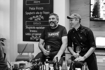 Неаполитанская пицца: Марко Черветти и Алексей Семенютенко о «правильной» пицце и секретах вкуса