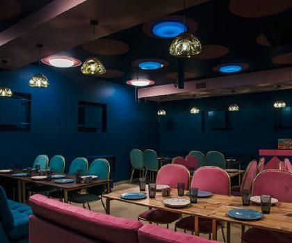 Новое заведение: ресторан Rakhat Lukum