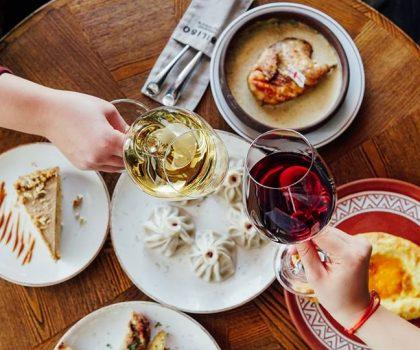 Новое заведение: ресторан Tbiliso на Демеевской
