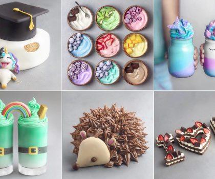 Гастрозірка Instagram: 17-річний хлопець створює десерти, схожі на витвори мистецтва
