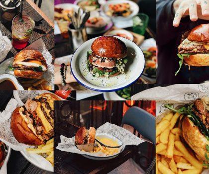 Новое заведение: эпичные чизбургеры в самом центре Львова