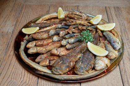Больше Одессы: обновленное меню в Рыбе в Огне