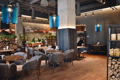 Новий заклад: ресторан Il Molino на Подолі