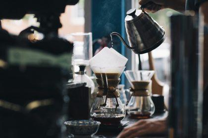 Де пити каву в центрі в 2019 році?