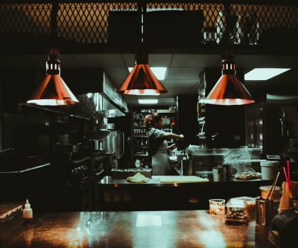 Glovo планує відкрити віддалену кухню для столичних ресторанів