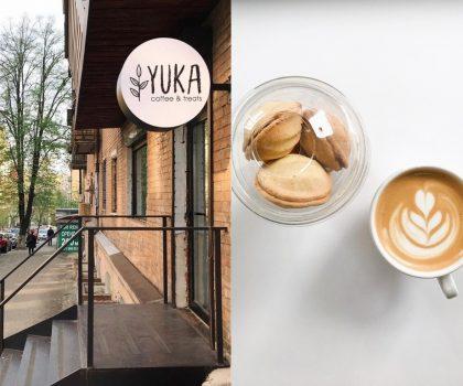 Новий заклад: на Гоголівській відкрилось затишне кафе YUKA Coffee & Treats