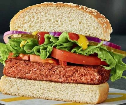 Mcdonald's в Німеччині вперше запустив веганський бургер