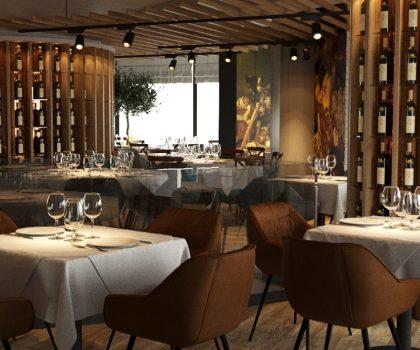 Новий заклад: італійський ресторан Corvina на Оболоні