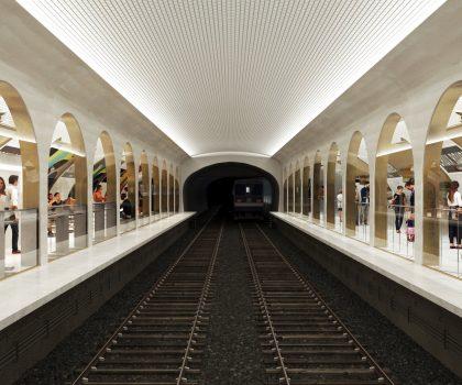 У Парижі закинуту станцію метро перетворять на модний заклад