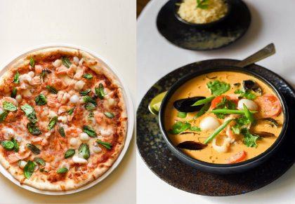 Італія плюс Азія: у Мукачевському комплексі Villa Del Re відкрилися два ресторани від Діми Борисова