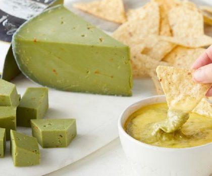 Важливий винахід: голландська сироварня створила гуакамоле-сир