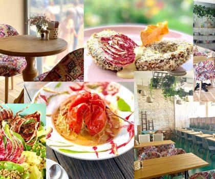 Новий заклад: ресторан веганської кухні Fenkhel
