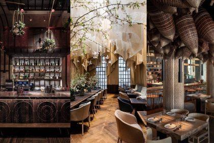 Три українські ресторани потрапили у шорт-лист Restaurant & Bar Design Awards: «NĂM», «Spicy NoSpicy»та «Frebule»