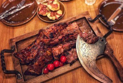 Новий заклад: м'ясний ресторан «Кузня ребра та пива»
