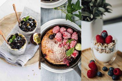 Страви з сезонними продуктами в ресторанах Києва: що готують столичні шефи з черешнею, малиною, томатами, цукіні