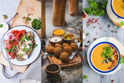 Веганські та вегетаріанські ресторани Києва: що пропонують цього літа?