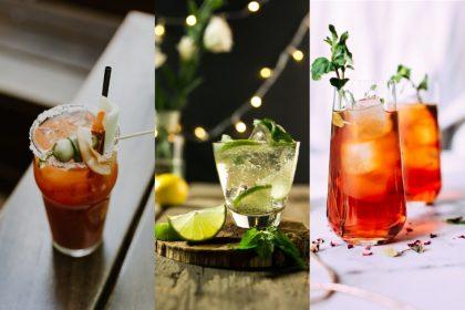 Де випити освіжаючі коктейлі на літній терасі в Києві