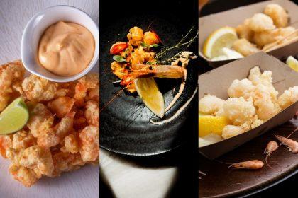 Попкорн з морепродуктів: де куштувати цікаву закуску в Києві