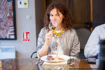 «К украинскому вину нужно относиться реалистично»: сомелье и ресторатор Евгения Николайчук. Часть 1