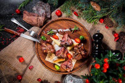 Готуємося святкувати: 6 ресторанів для новорічного корпоративу. Частина 1