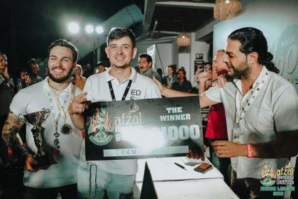 Українець відкрив кальян-бар на Балі і за два місяці зробив його «Закладом року»