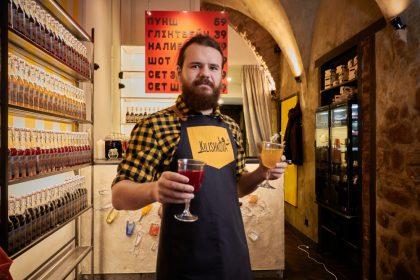 Новий заклад: анти-сноб формат, наливки, пунш та кава з коньяком у барі «Кілішкова» у Львові