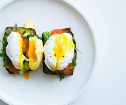 Яйця пашот у міських кафе Києва: сніданок в мегаполісі