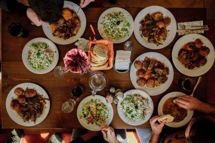 Королівський обід: ресторани Києва, що підійдуть для вишуканого обіду
