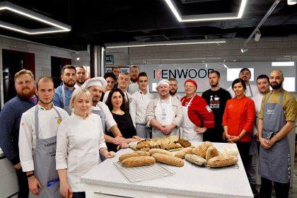 Готуємо хліб у ресторані: як пройшов практикумTaste of Bread & Spices