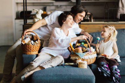 Карантин не відміняє традиції: 5 великодніх кошиків, які можна замовити онлайн
