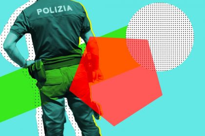 На півдні Італії закликають до грабунку продуктових магазинів (відео)