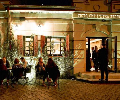 Ресторани, які відкрили літні тераси: локації на Подолі