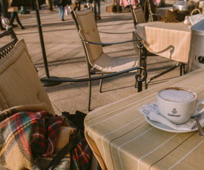Ресторани Львова, які відкрили літні тераси