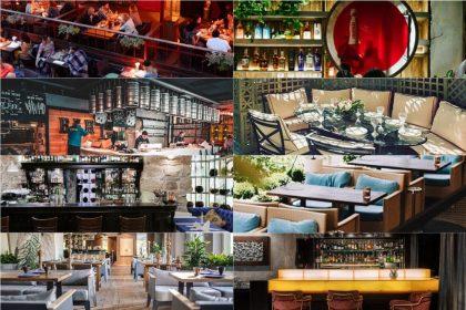 Найкращі бари в ресторані в України за версією Ukrainian Bar Awards