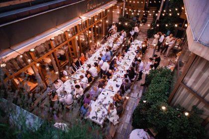 Ресторани Одеси, які відкрили літні тераси
