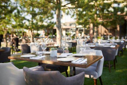 Заміські ресторани Києва з літніми терасами
