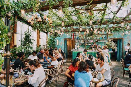 Нотатка про процеси відновлення ресторанного бізнесу в Штатах. Досвід розвинених країн.