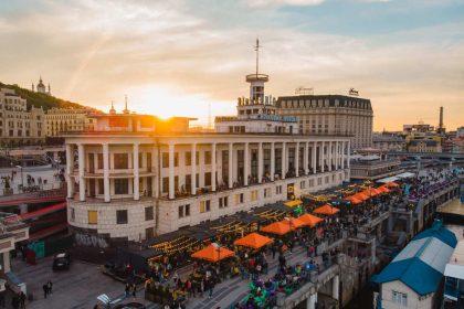 Открытие БУХТА food station: новые резиденты и локация на Левом берегу
