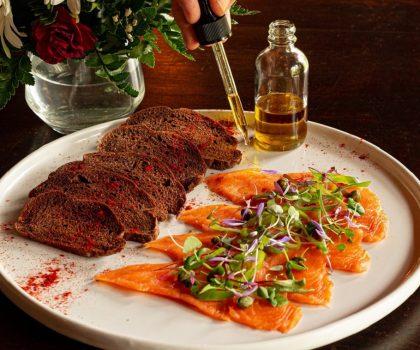 Карпачо в ресторанах Києва: м'ясні, рибні та овочеві варіації