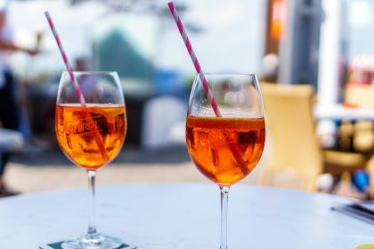 Aperol Spritz time: літній коктейль в кафе та барах Києва