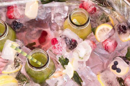 Безалкогольні напої в закладах Києва: різномантіні, літні, освіжаючі