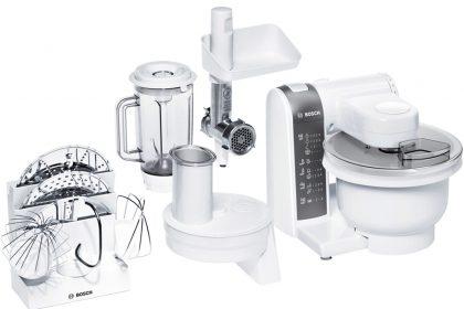 Простые правила выбора кухонного комбайна