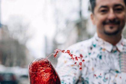 Один з найкращих сомельє України розпочинає освітній курс для винолюбів