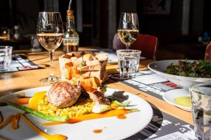Мультиформатне меню в ресторанах Києва: заклади зі стравами різних кухонь світу