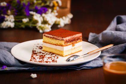 Італійські десерти в ресторанах Києва