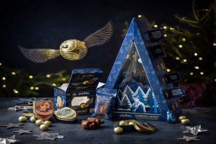 Новий шоколадний Гаррі Поттер від M&S