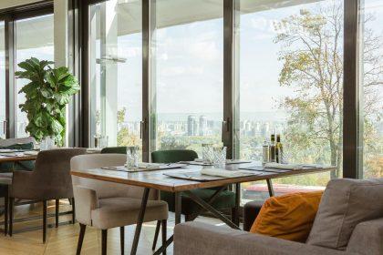 Панорамні ресторани Києва: заклади столиці із захопливим краєвидом