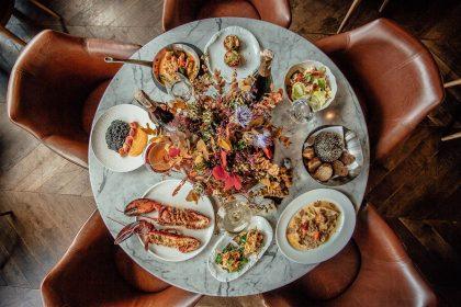 Морепродукти в преміум-ресторанах Києва: восьминіг по-сицилійськи, краб по-сінгапурськи, бріош з лобстером