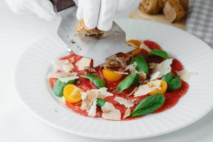 Сезон трюфеля в київських ресторанах: дорогоцінний гриб